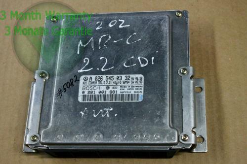 >b f18 202 220cdi cr1.6 1 kulcs nem indit  vezerloszett A0265450332